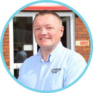 Steve Jackson - DBF Board Member